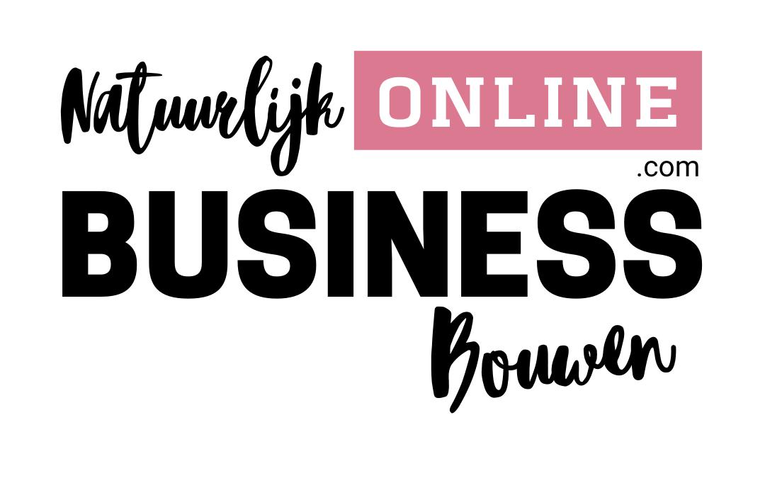 Online Business Bouwen